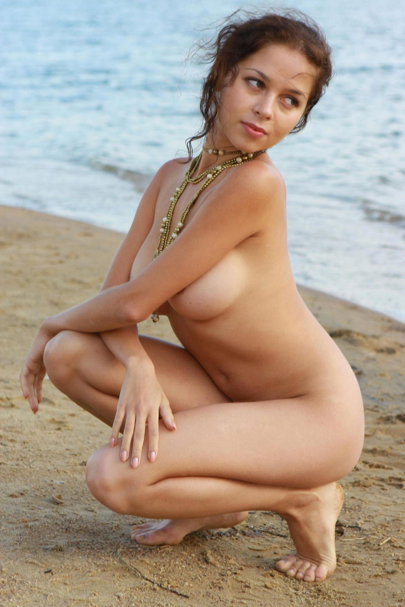 Naked women with big breasts