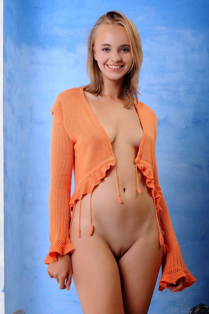 Cute young nude