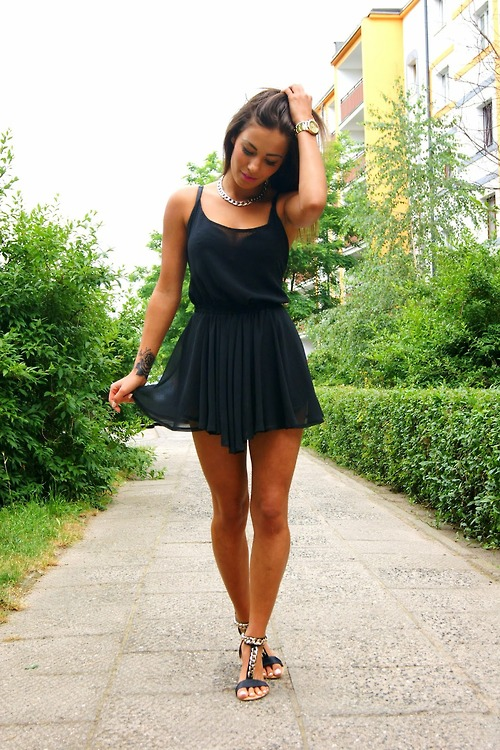 outfitmadestyle:  Delisa Mini Dress (available at Outfit Made)